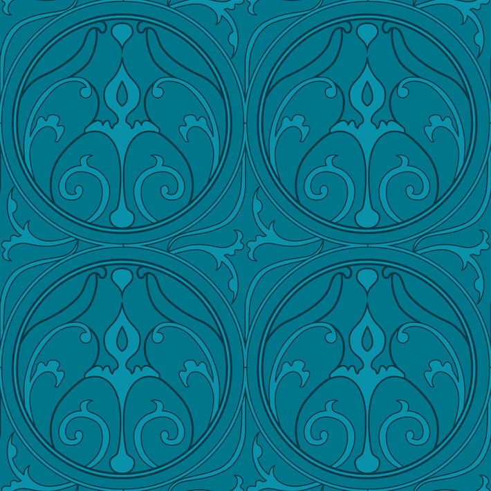 Circle Vector Design (No  13180, Art-No  881) • Ethno