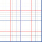 Graph Paper • Timeless • Design Wallpapers • Berlintapete • Graph paper (No. 58558)