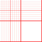 Graph Paper • Timeless • Design Wallpapers • Berlintapete • Graph paper (No. 58566)