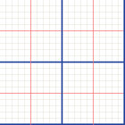 Graph Paper • Timeless • Design Wallpapers • Berlintapete • Graph paper (No. 58574)